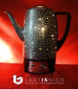 L'Artisnick : lampes et bijoux en recyclé