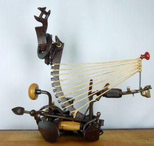 Christyne Sculptor, De l'outil à la sculpture